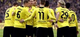 Champions League Spieltag für Dortmund