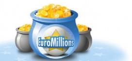 Euromillions Jackpot steigt weiter an!