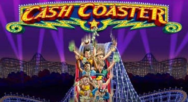 Cash Coaster IGT Spielautomat im Online Casino