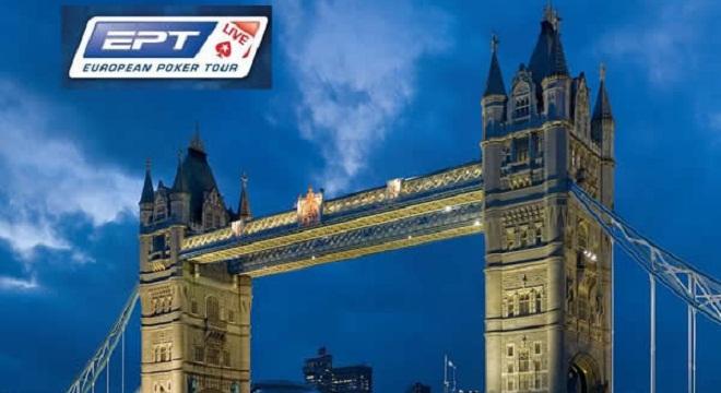 EPT London Hauptevent geht an Deutschland