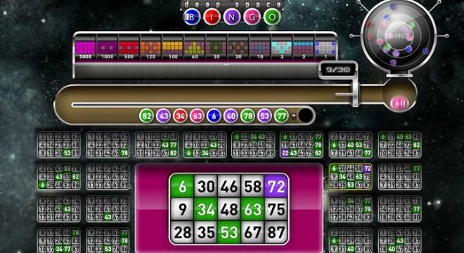 Lust auf Deep Space Bingo?