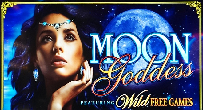Moon Goddess im Online Casino