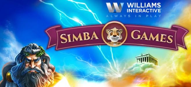 Simba Games Casino für Disney Freunde