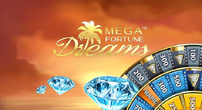Träume erfüllen mit dem Mega Fortune Dreams Mega-Jackpot
