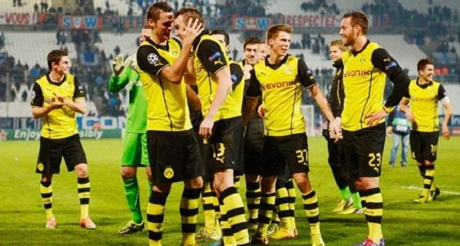 Wie schlägt sich Dortmund in der Champions League?