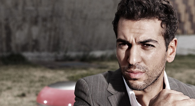 Elyas M'Barek in Stefan Raabs TV Total Pokernacht