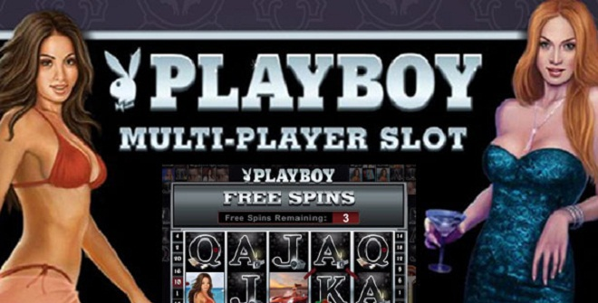 Multi-Player Playboy im Online Casino