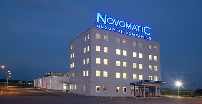Progressiver Novomatic Spielautomat mit über 4,5 Millionen Euro