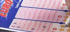 32 Millionen Euro in der EuroMillions Ziehung