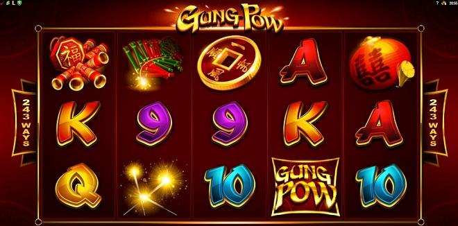 Exotischer Spielautomat im Online Casino