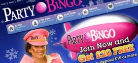 Online Bingo Partyspaß bei PartyBingo