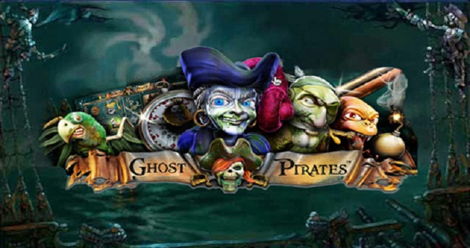 Ghost Pirates für Net Entertainment Online Casinos