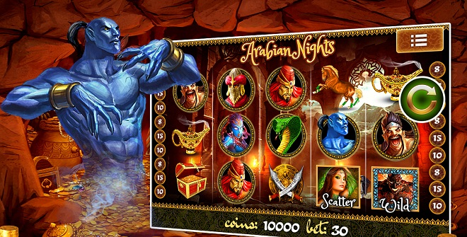 Mit Arabian Nights zum Millionär