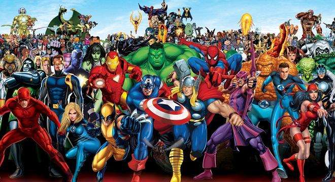 Mit Marvel Superhelden zur Million