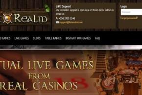 Spielvergnügen im neuen Bet Realm Online Casino