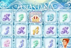 The Lost Princess Anastasia im Online Casino