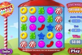 Fast 3 Millionen Euro im Sweet Party Jackpot