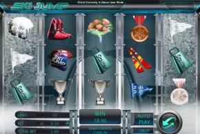 Skispring-Vergnügen im Online Casino