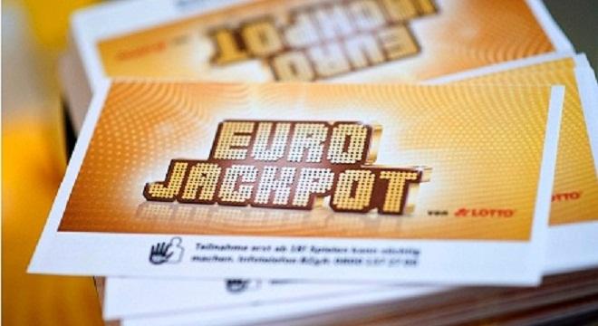 Lottojackpot überholt wieder einmal den EuroJackpot