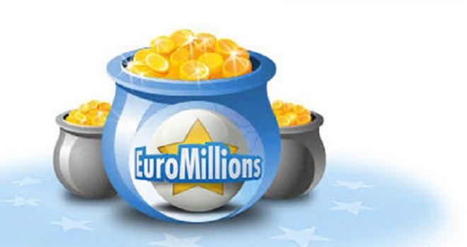 EuroMillions füllt sich auf 162 Millionen Euro