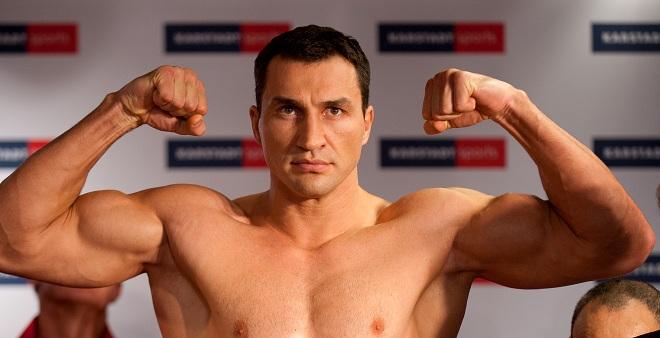 Wetten auf Klitschko gegen Fury