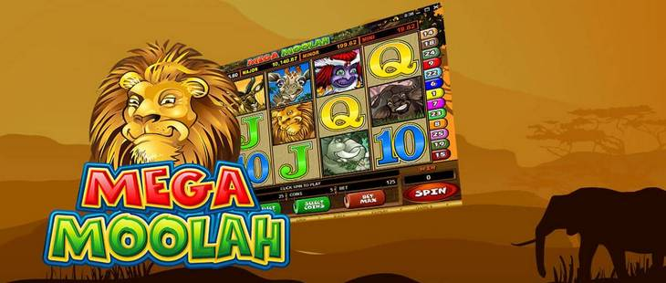 Erneut progressiver Mega Moolah Jackpot geknackt