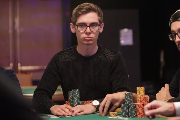 Fedor Holz in jungem Alter ein Pokerstar