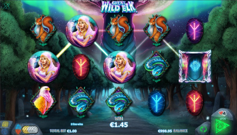 Ein Elchvergnügen im Online Casino