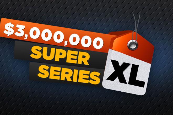 Bereit für die Super XL Series