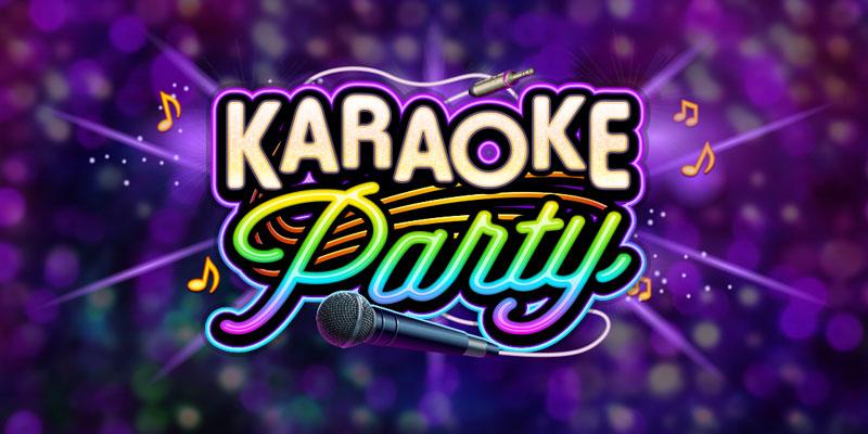 Karaoke Party im Online Casino