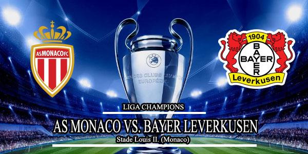 AS Monaco – Leverkusen in der Champions League