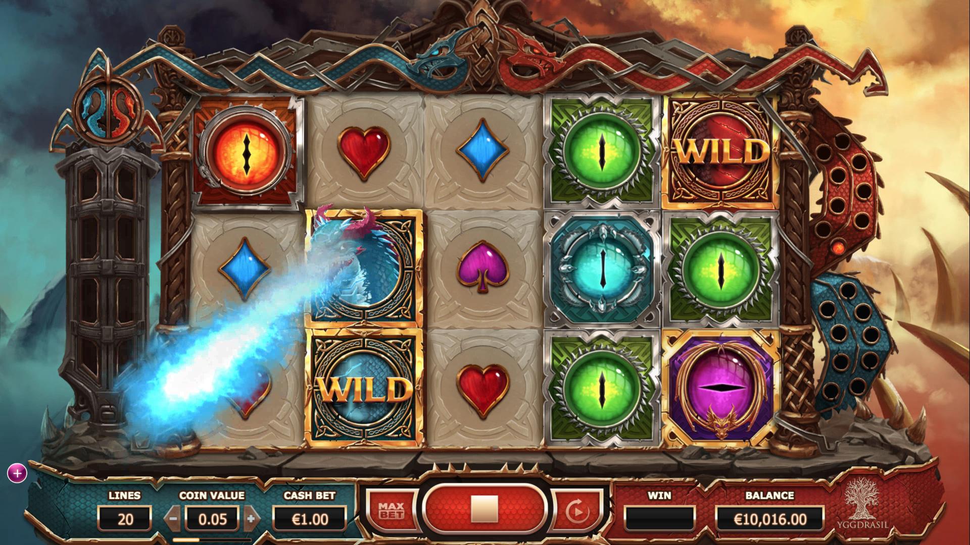 Neues Drachenabenteuer im Online Casino