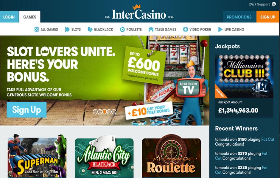 Neue Drachen-Spielautomaten im Online InterCasino