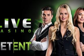Neue Net Entertainment Live Mobil Plattform