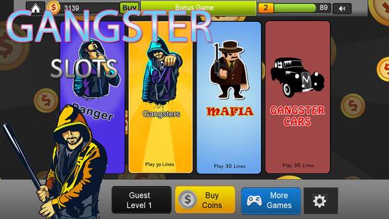 Gangster-Abenteuer mit Online Spielautomat