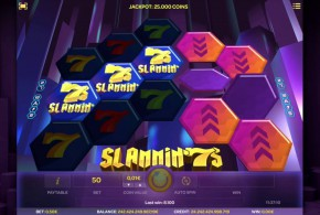 Siebener erobern das Online Casino
