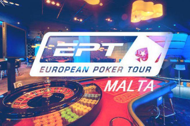 Deutscher gewinnt EPT Malta 10.000€ Highroller