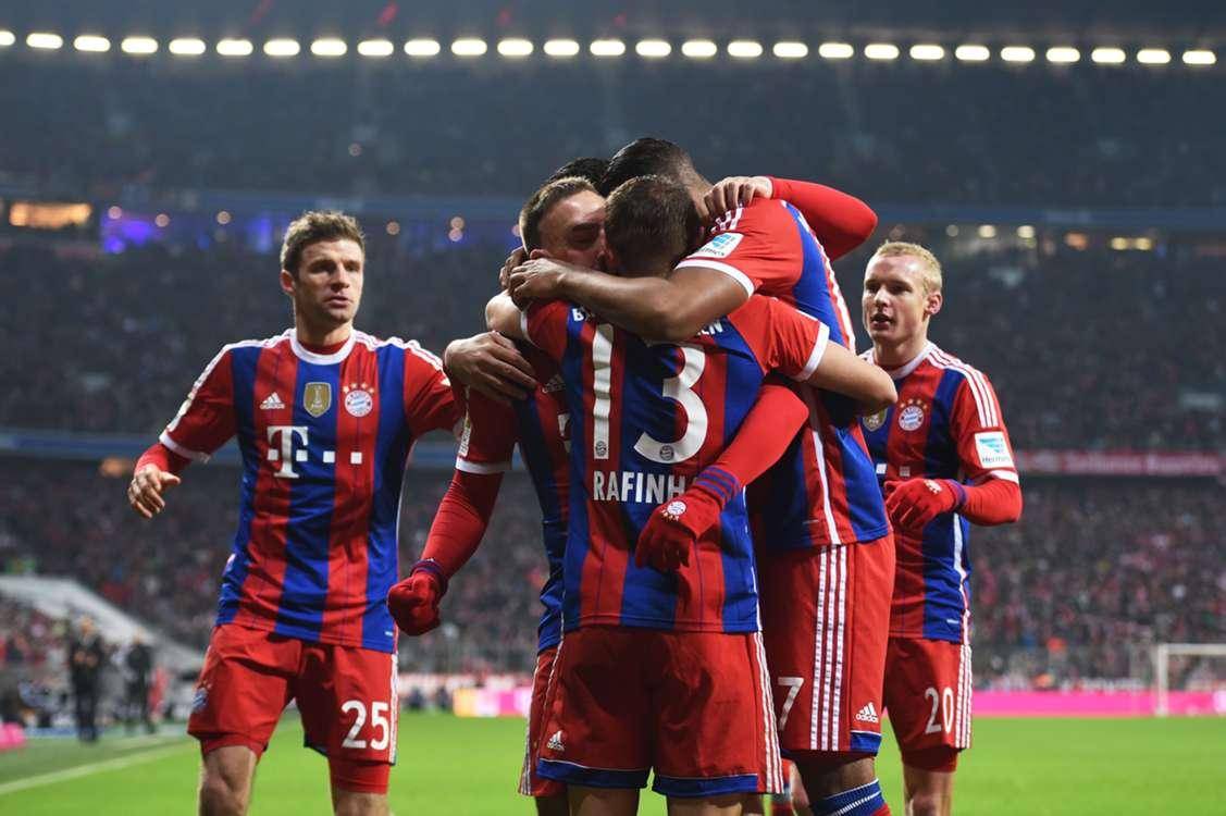 Quoten für das nächste Bayern Bundesligaspiel