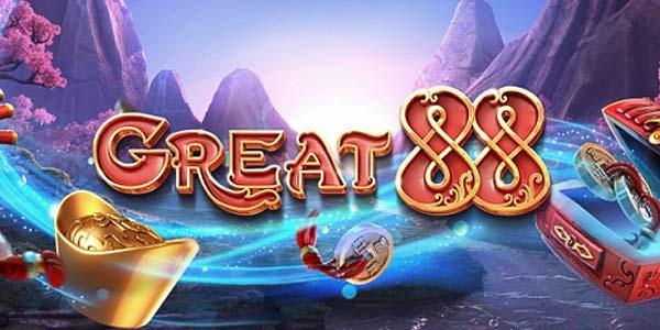 Great 88 - ein asiatischer Online Spielautomat