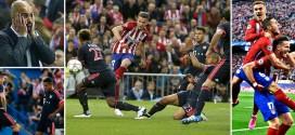 Wie macht sich Bayern gegen Atletico?