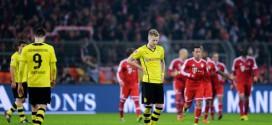 Dortmund und Bayern erneut im Zweikampf