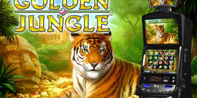 Spielautomat Golden Jungle neu in IGT Online Casinos