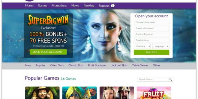 new online casinos april 2017