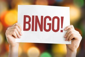 Fantastische Begrüßung auf Online Bingo Website