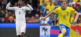 Quoten zum Qualifikationsspiel Schweden – Frankreich