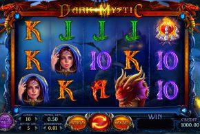 Mystik im Online Spielautomaten Dark Mystic
