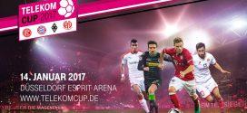 Telekom Cup als Unterbrechung der Sommerpause