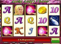 Wer ist heißer Novoline Lucky Lady's Charm oder A Night Out?