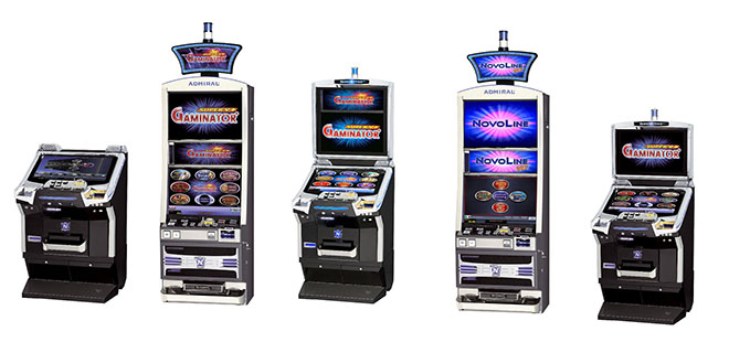 neue novomatic casinos