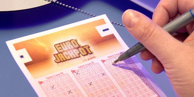 Letzte Ziehung Eurojackpot
